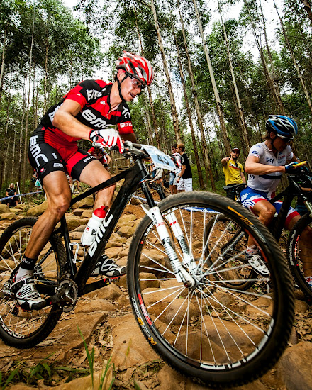 How To Become A Pro Mountain Biker An Interview With Bmc Rider